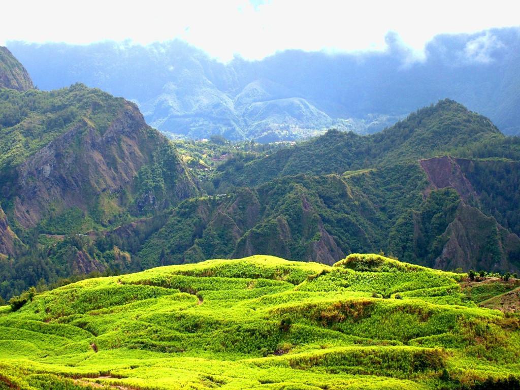 Fonds d'écran Ile De La Reunion - MaximumWallHD