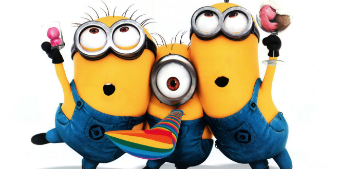 Wallpapers Minions Maximumwallhd