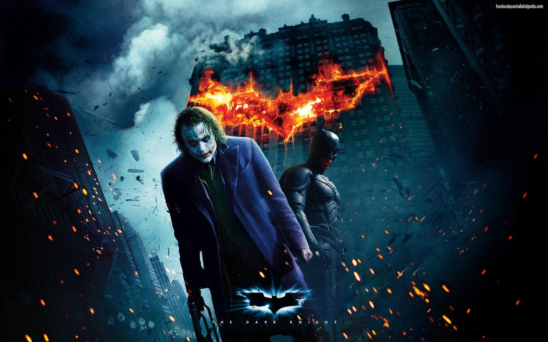 Fonds D Ecran Batman The Dark Knight Le Chevalier Noir