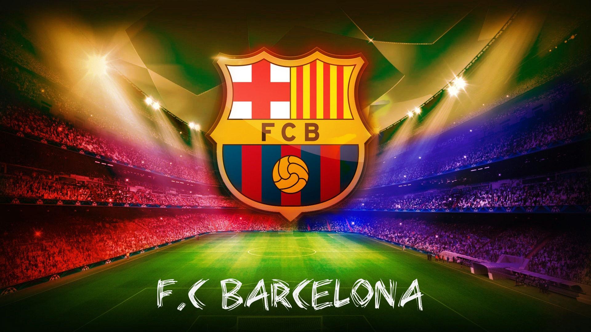 logo gratuit fc barcelone