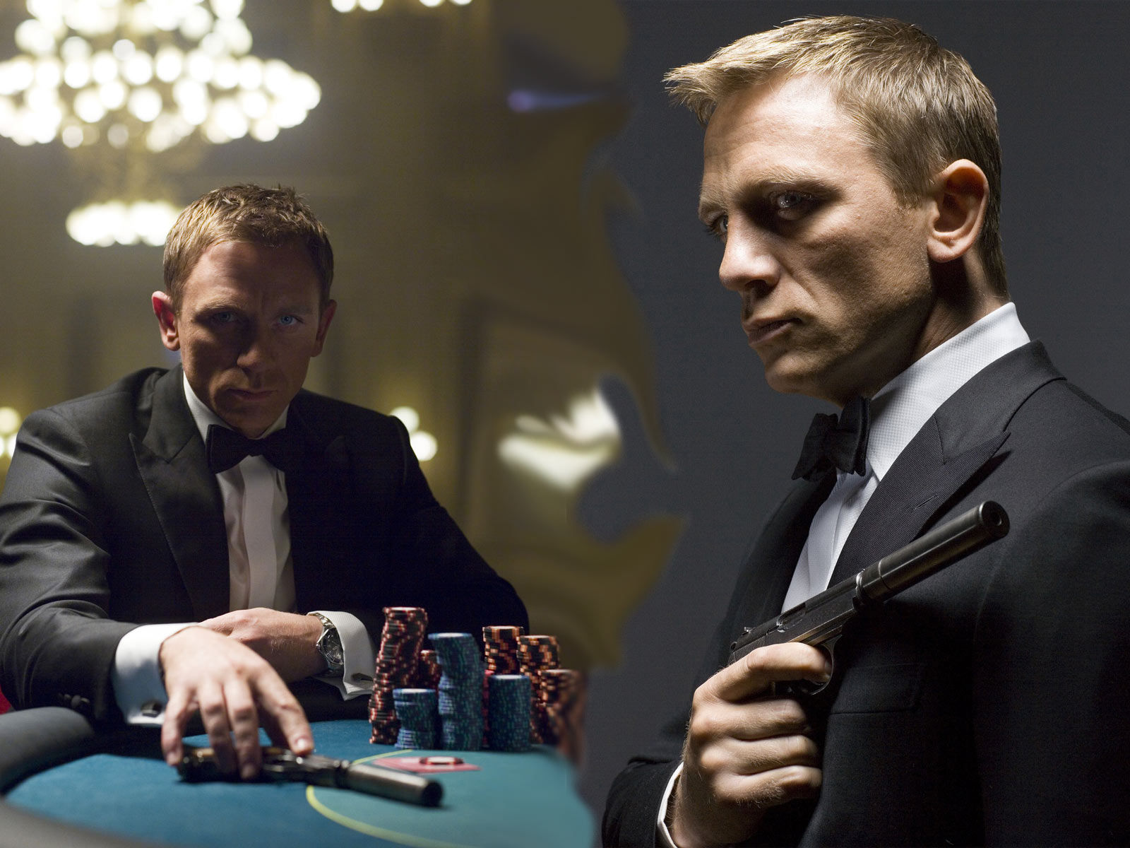 james bond casino royale coursework James bond casino royale coursework casino royale essay in ian fleming's casino royale, james bond is involved in a baccarat game that can be.