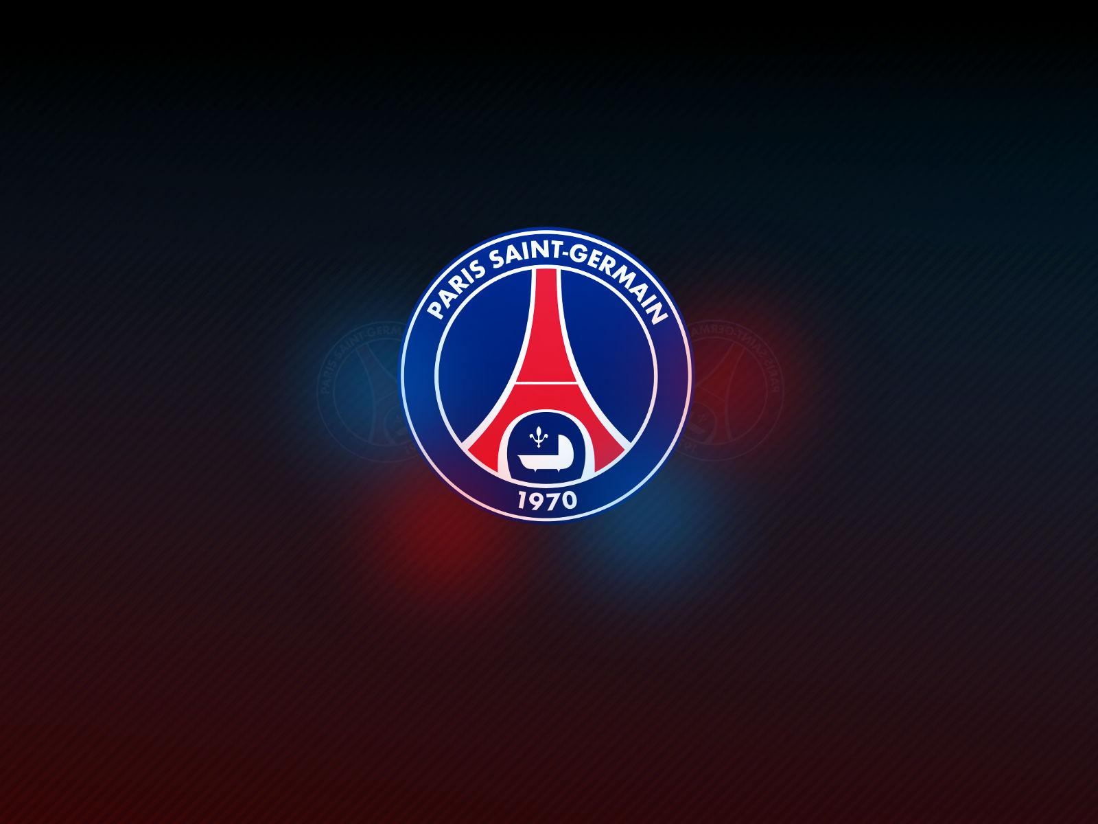 Fonds D Ecran Paris Saint Germain Logo Maximumwallhd