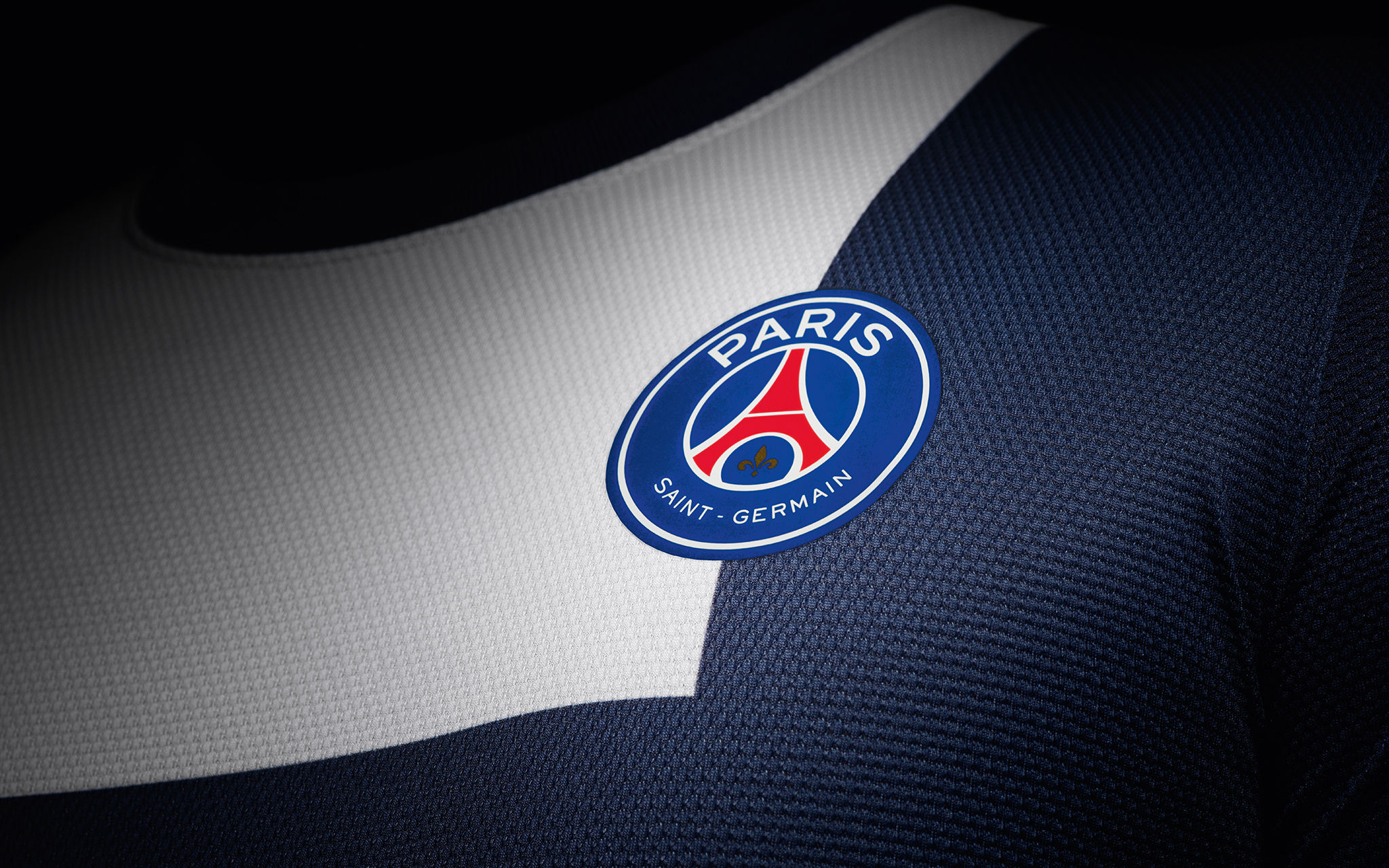 Fonds D Ecran Paris Saint Germain Logo Maximumwallhd