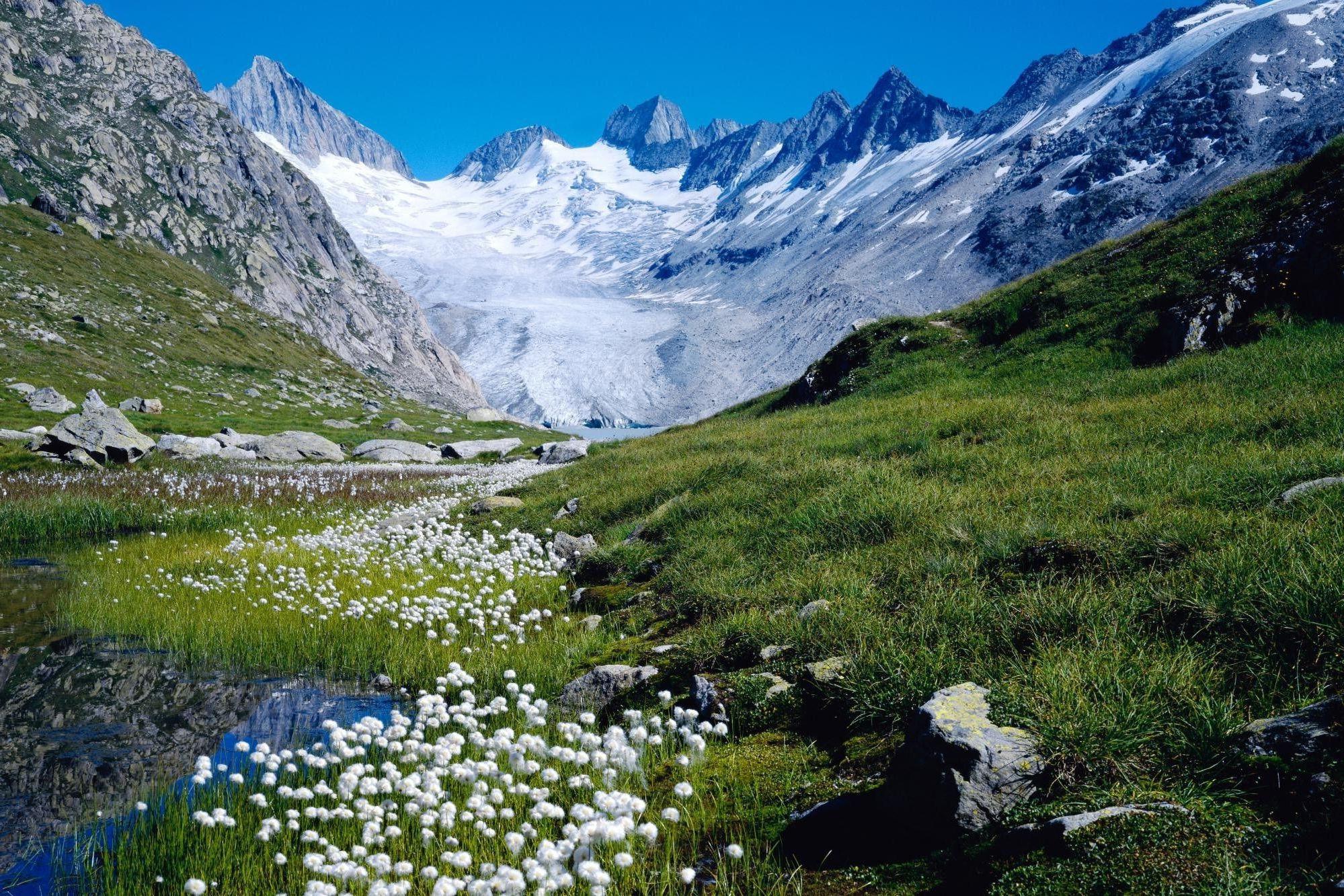 images de paysage suisse