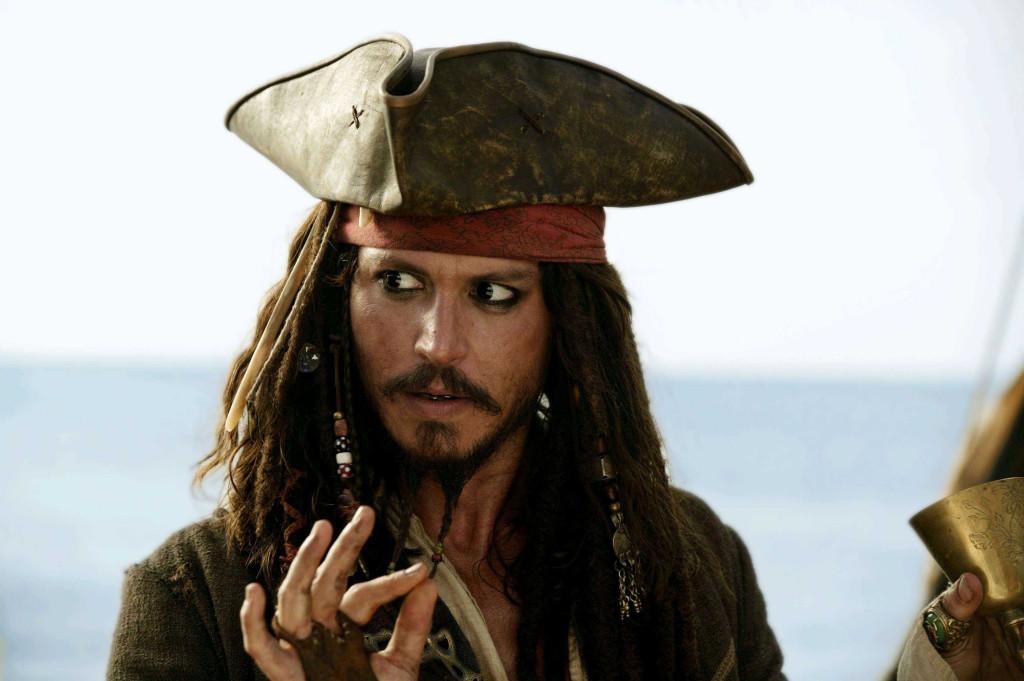 Fond d'écran Pirates Des Caraïbes