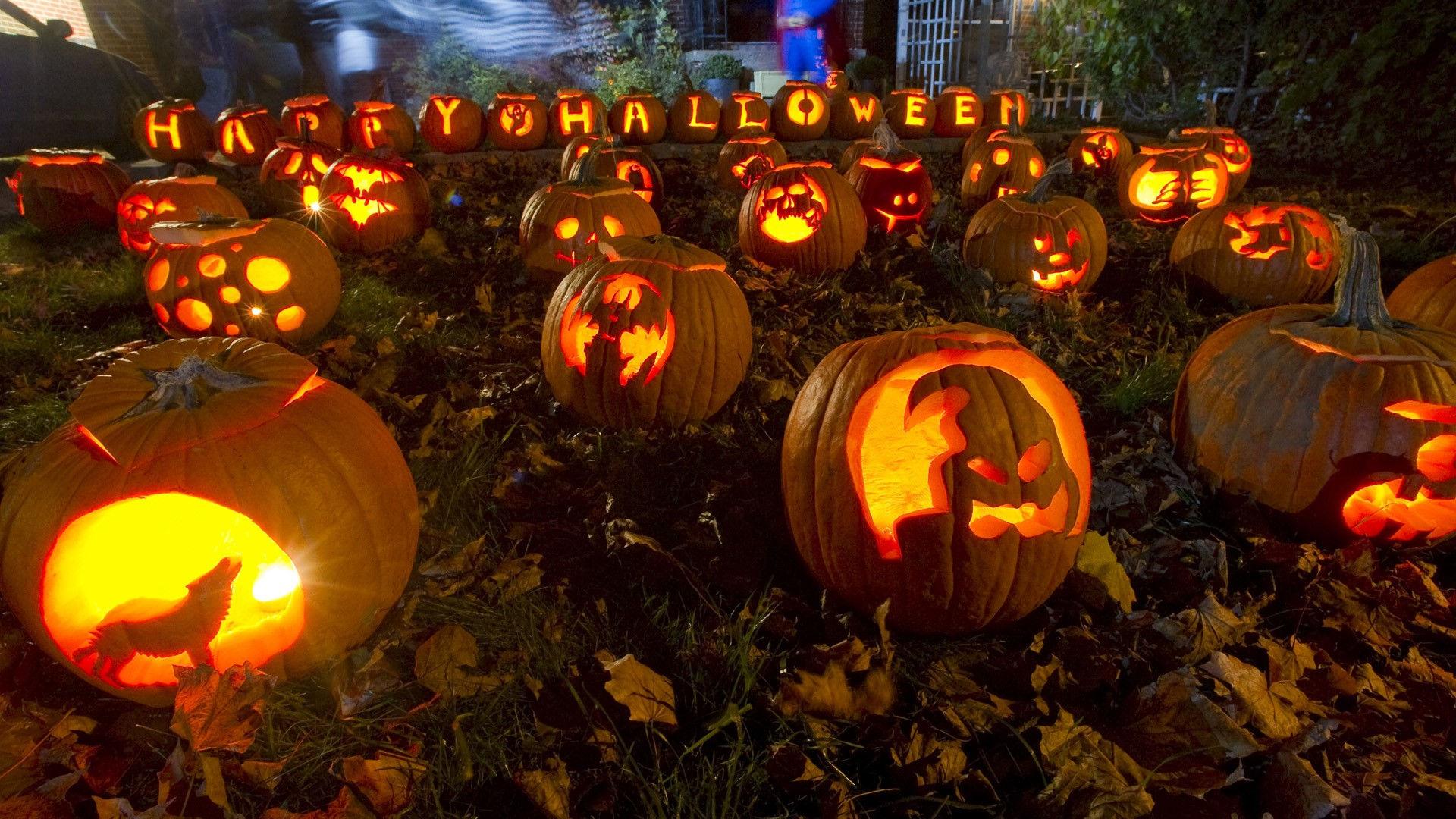 fond d'ecran gratuit halloween