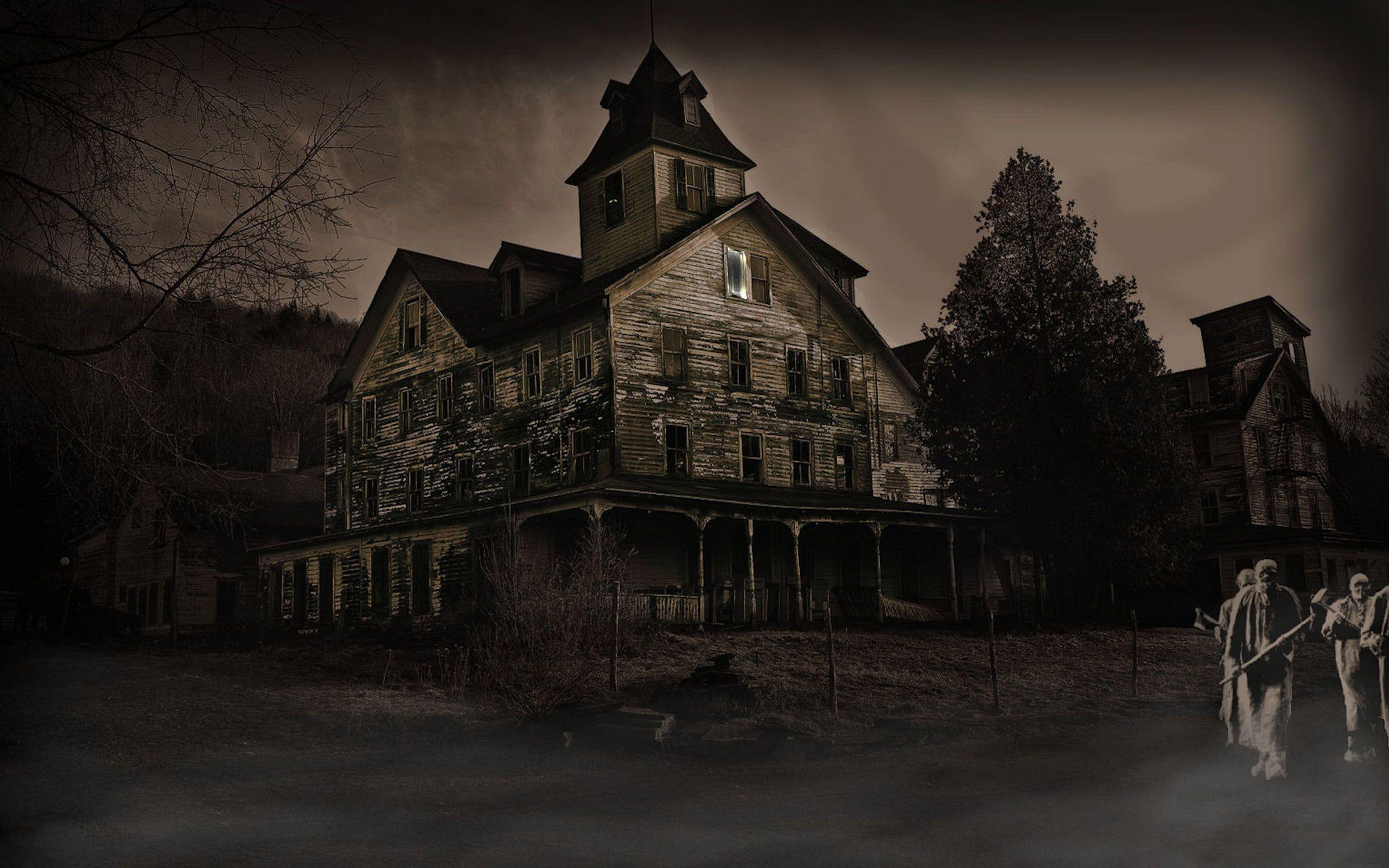 maison hantee halloween 2017