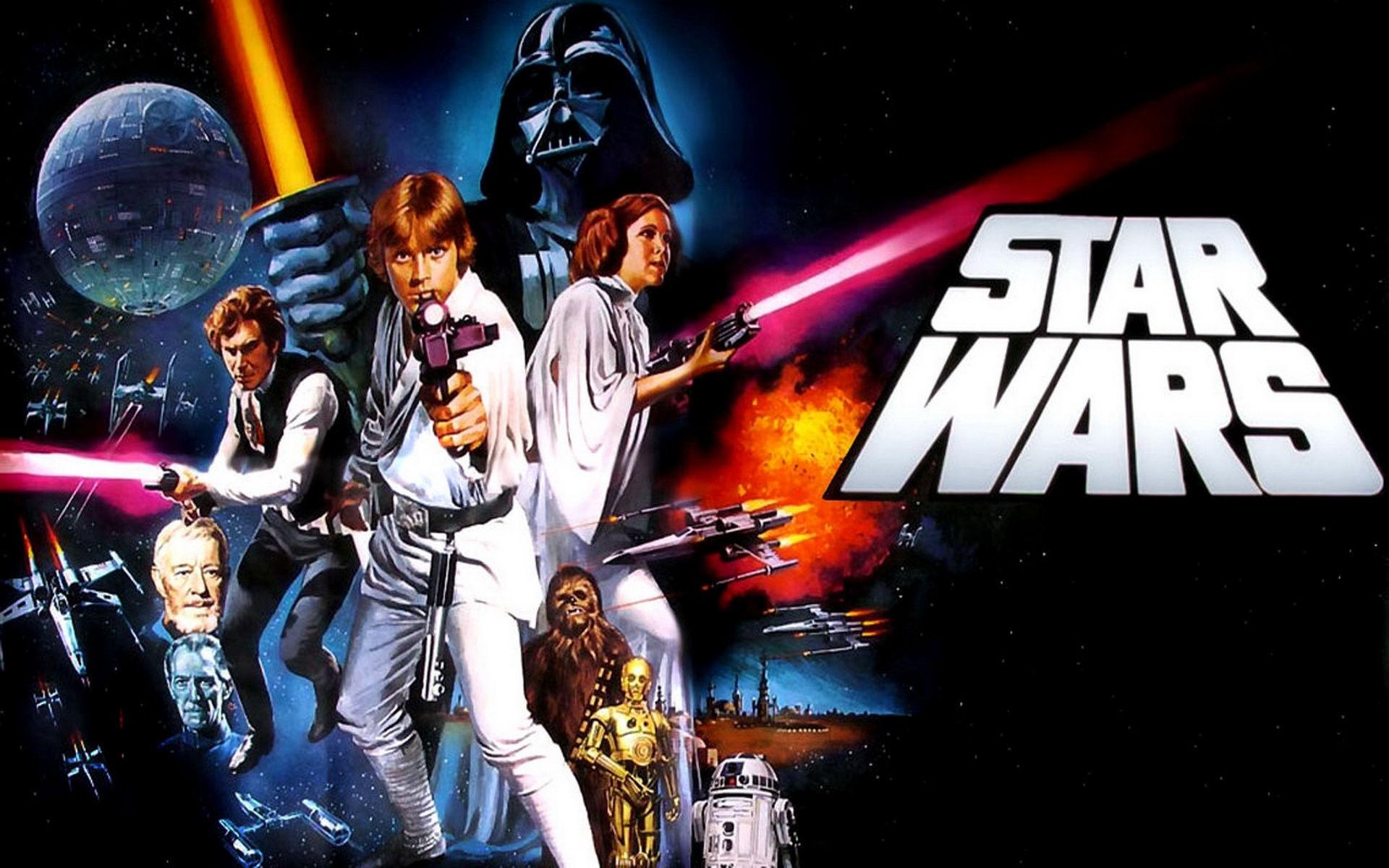 Fonds D Ecran Star Wars Episode 4 Un Nouvelle Espoir Maximumwallhd