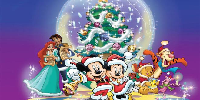 Fonds D Ecran Noel Disney Maximumwallhd