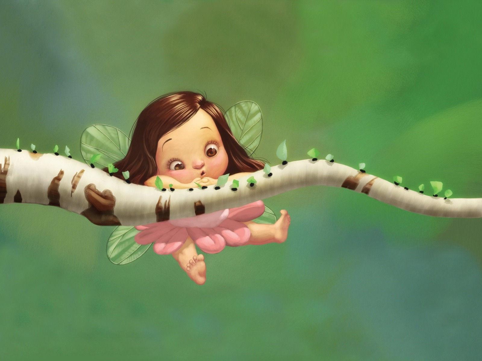 Fonds D écran Enfant Art Et Fantaisie Maximumwallhd