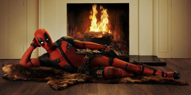 Image haute définition Deadpool