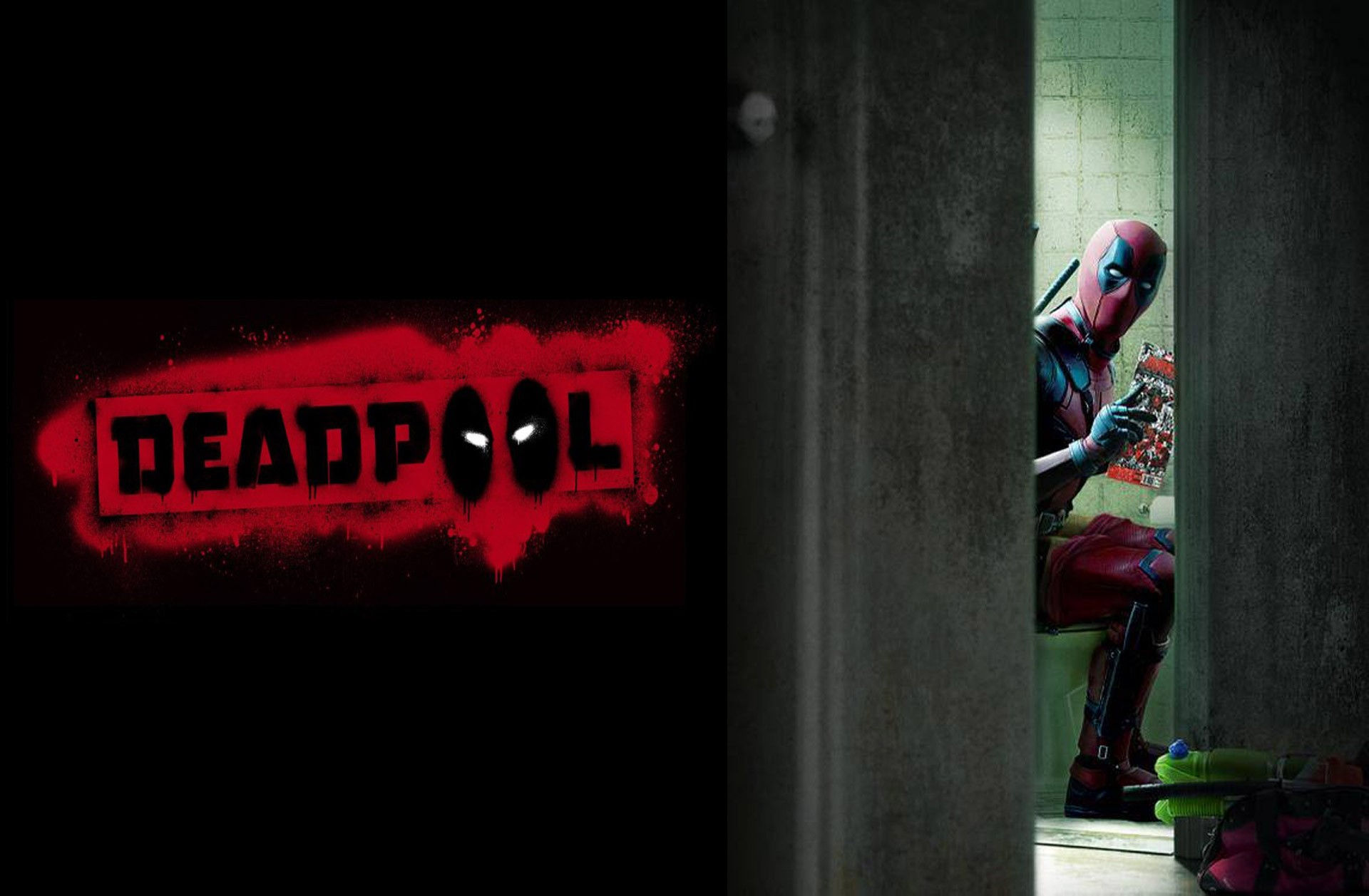 Fonds D écran Deadpool Maximumwallhd