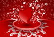 Jolie photo St-valentin Amour