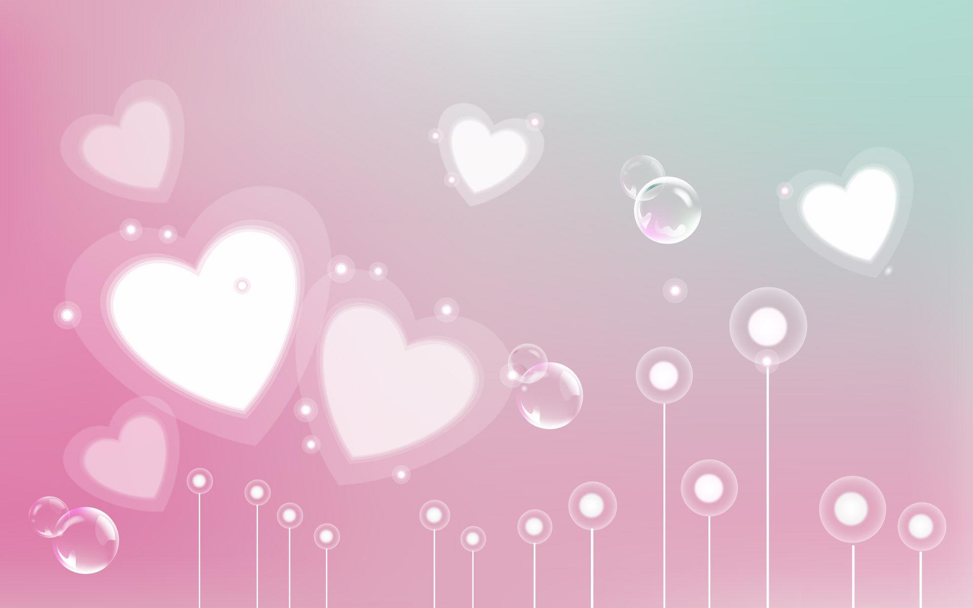 Fonds D'écran St-valentin Cœur - MaximumWallHD