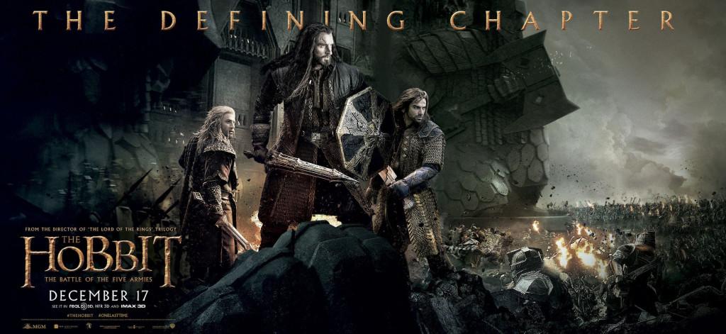 Fonds D'écran The Hobbit - The Battle Of The Five Armies