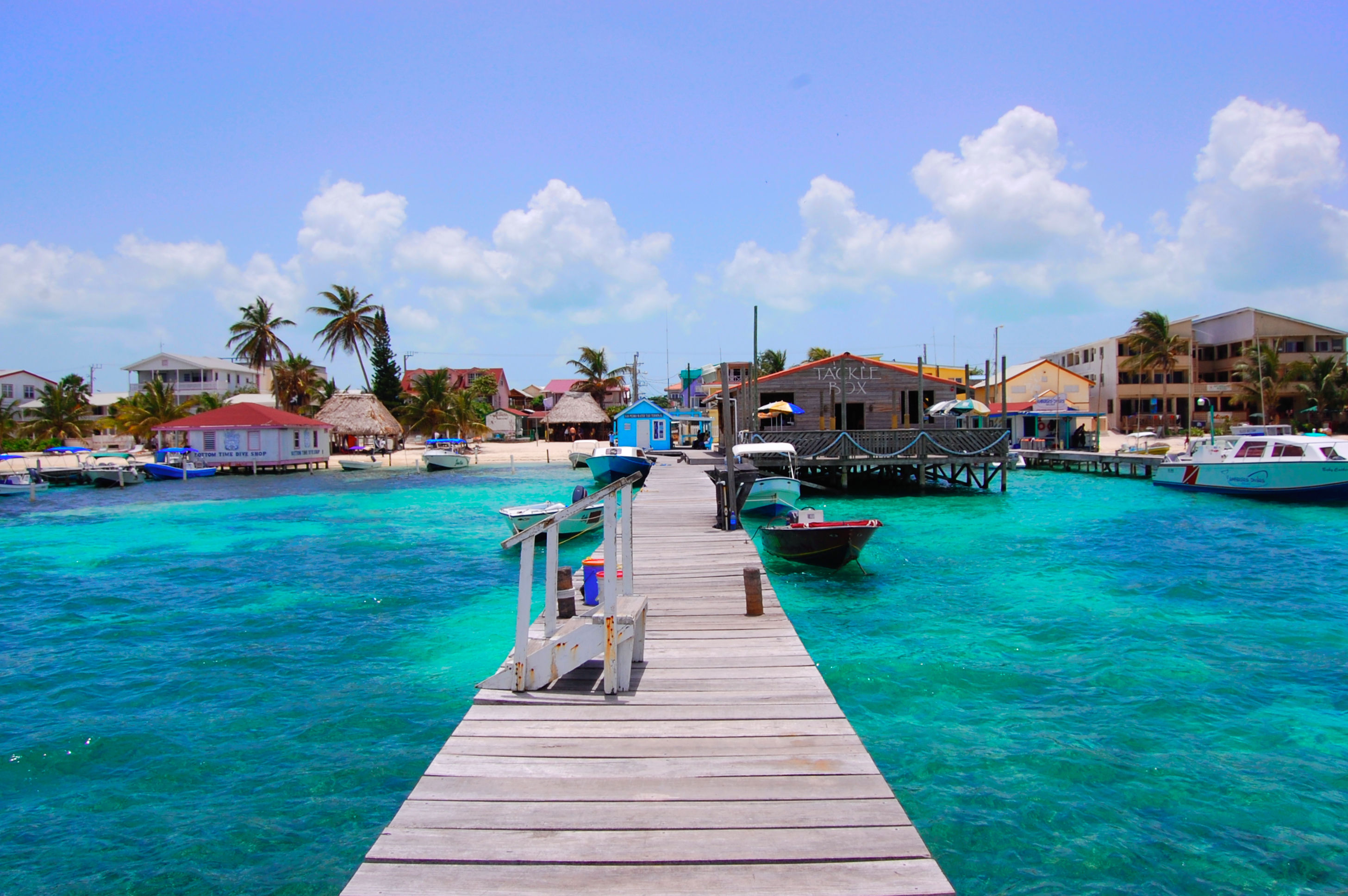Port du Belize