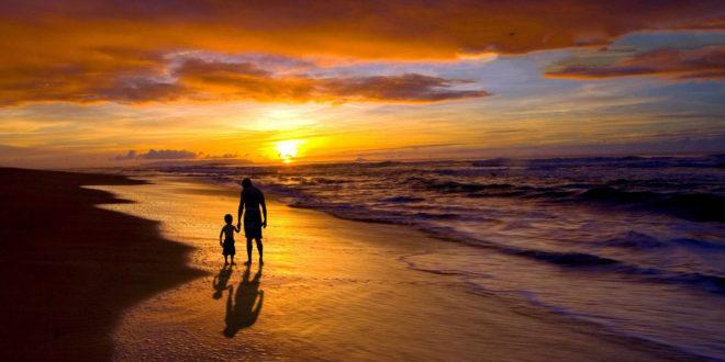 Photo haute définition Enfant Et Papa