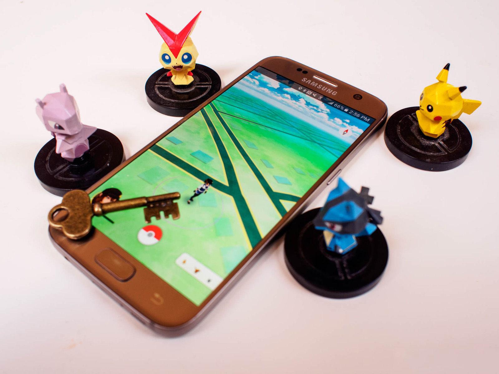 Fond D 39 Cran Pokemon Go Maximumwallhd