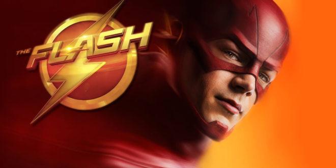 Magnifique fond d'écran Flash 2014