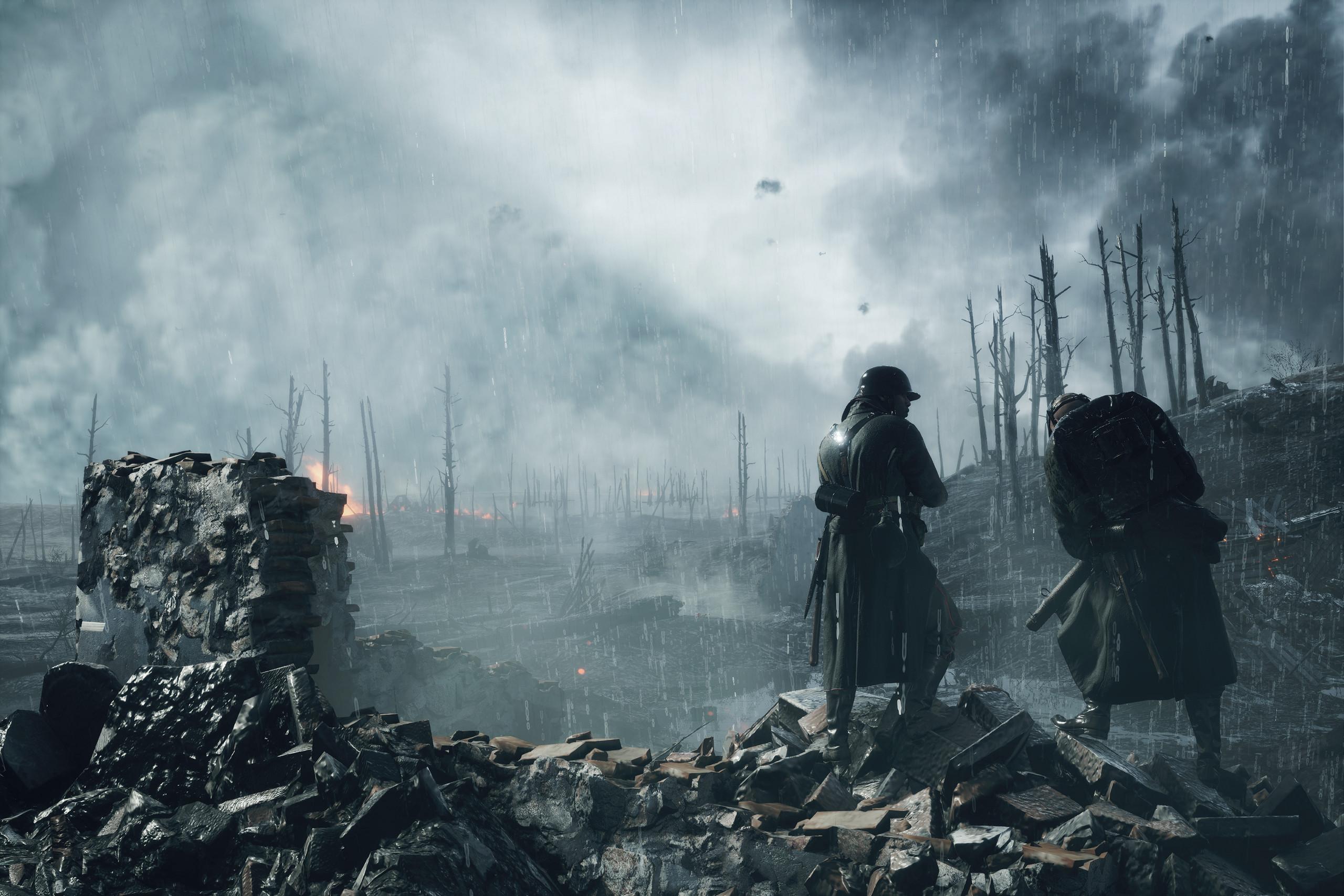 Wallpapers Battlefield 1 Maximumwallhd