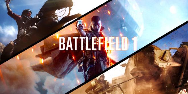 Photo Haute Définition Battlefield 1