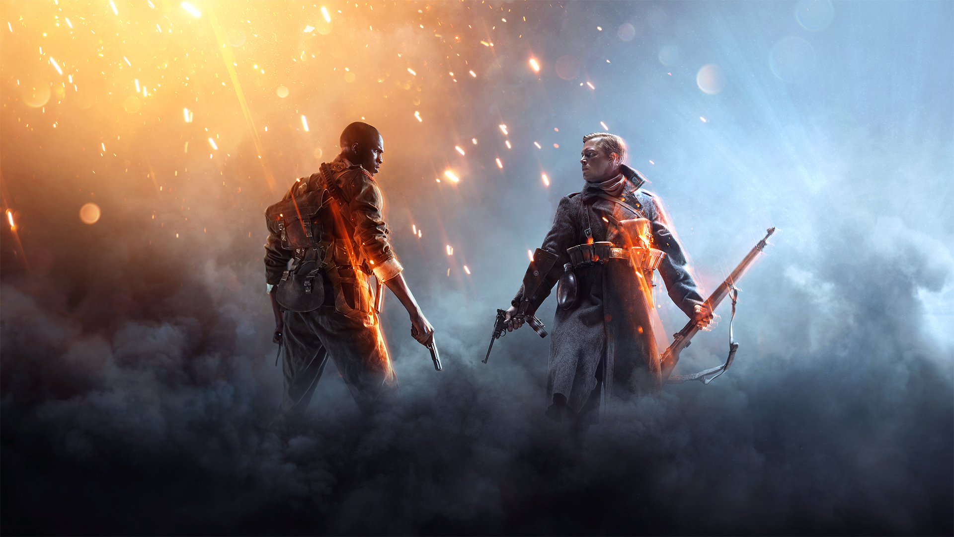 Turbo Wallpapers Battlefield 1 - MaximumWallHD KF54