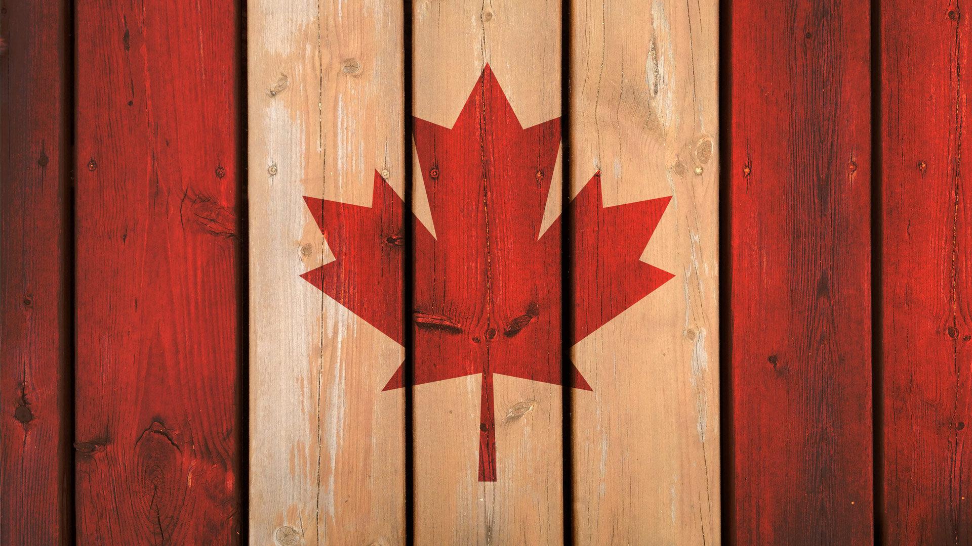 Fond D Ecran Canada Drapeau Maximumwallhd