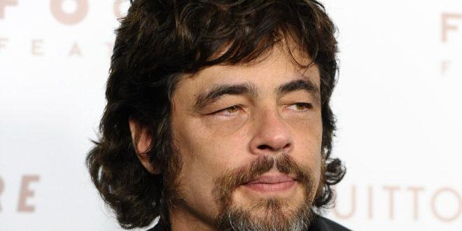 Sublime fond d'écran Benicio Del Toro