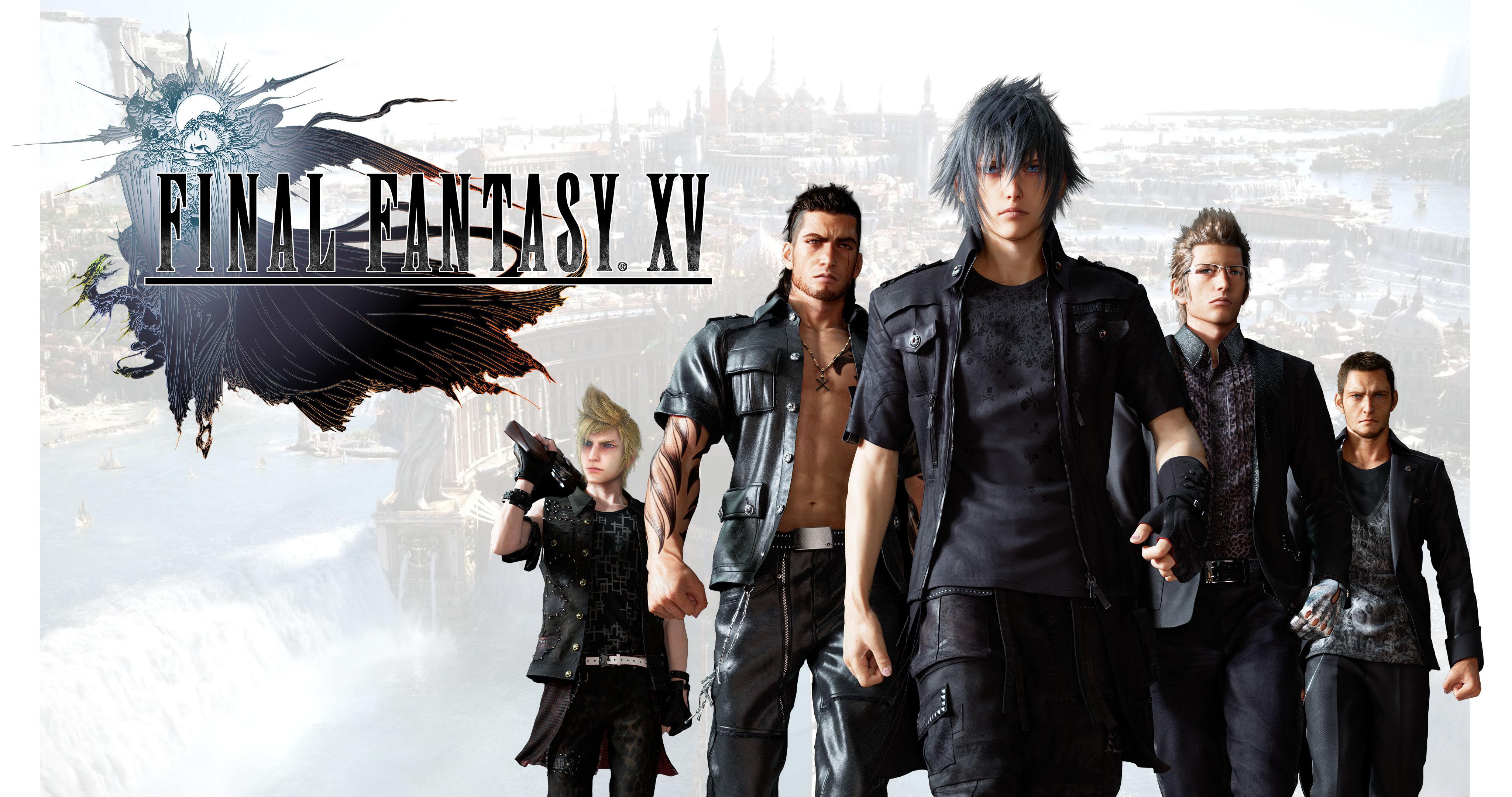 Wallpapers Final Fantasy Xv Maximumwallhd