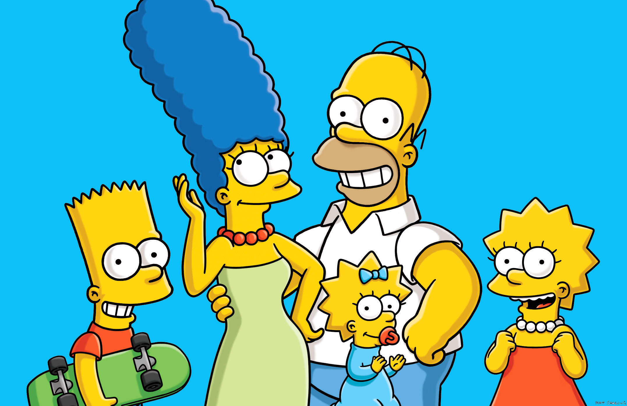 Wallpapers Les Simpson Maximumwallhd