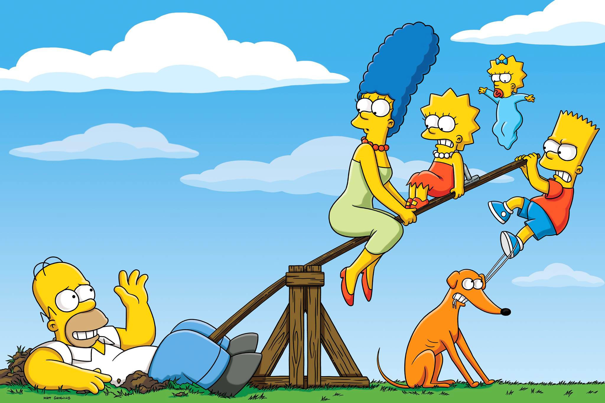 Wallpapers Les Simpson Maximumwallhd