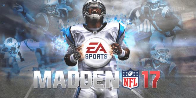 Arrière plan Madden NFL 17
