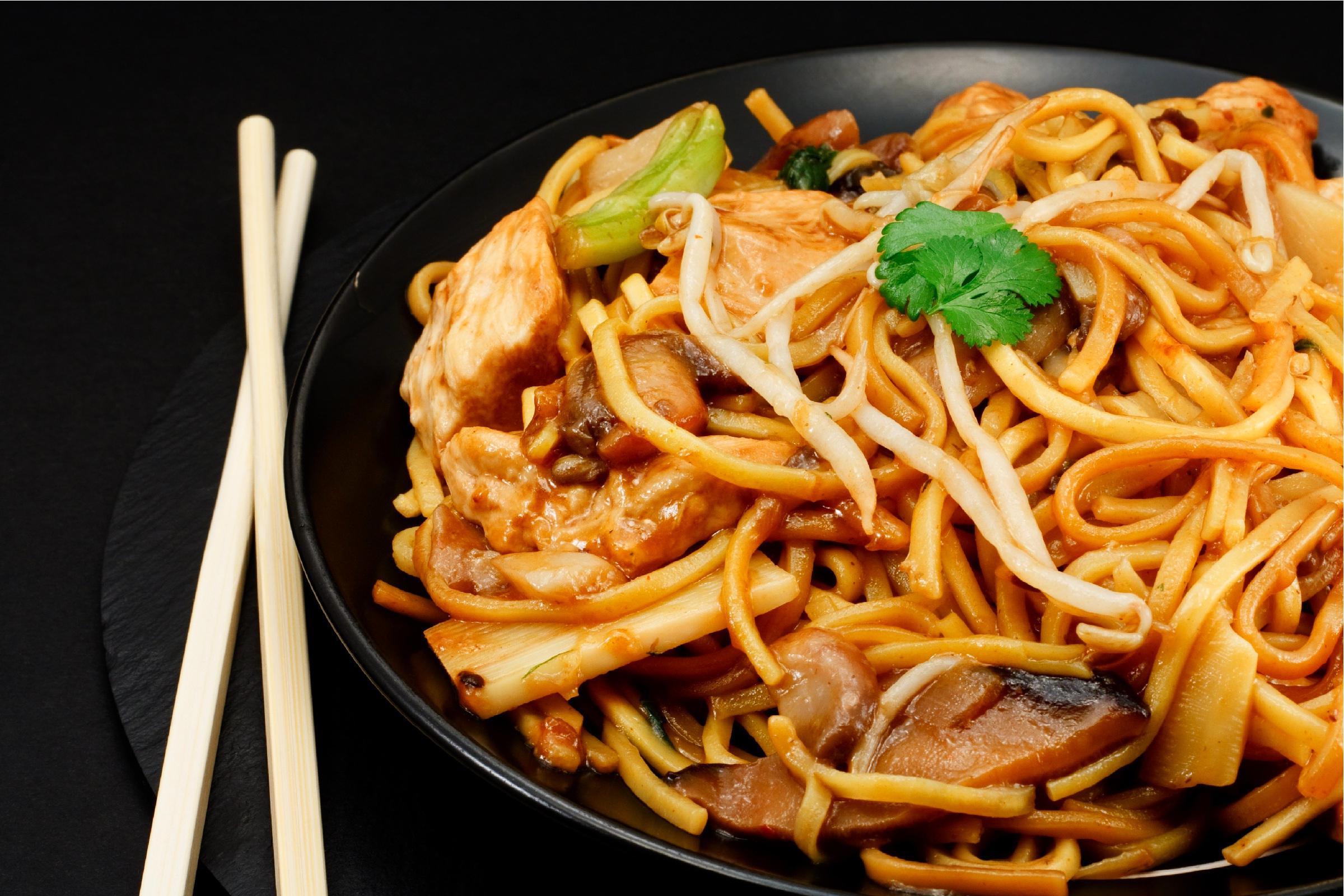 Nourriture chinoise pendant la grossesse