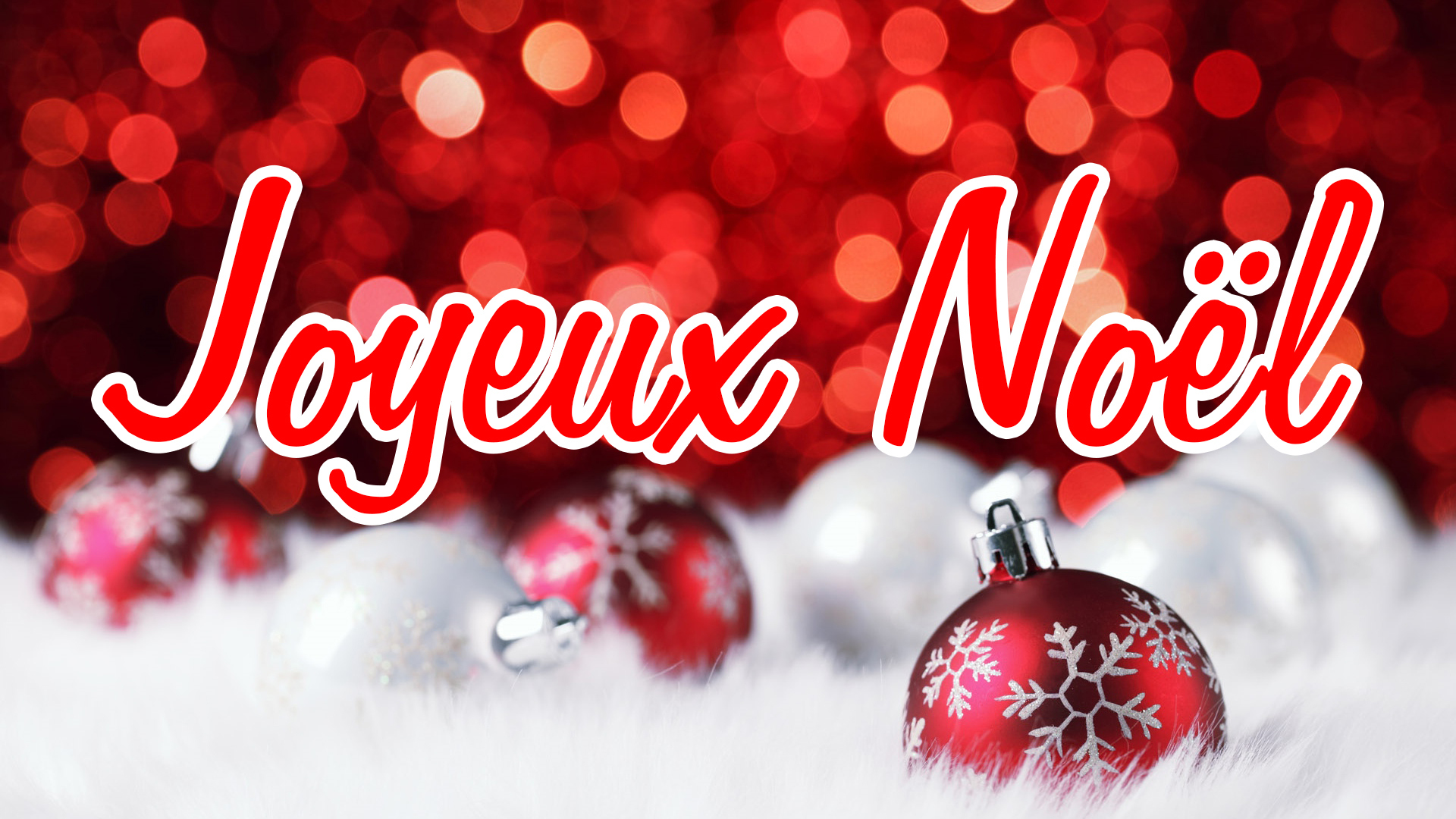 Fonds D Ecran Joyeux Noel Maximumwallhd